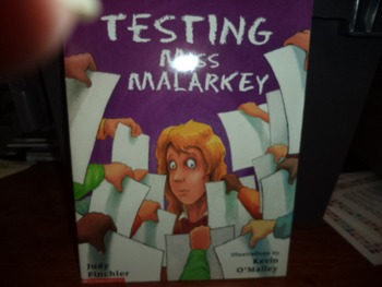 TESTING MISS MALARKEY ISBN 0-439-20100-4