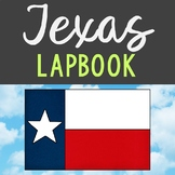 TEXAS State History Lapbook Project, State Symbols, Stress