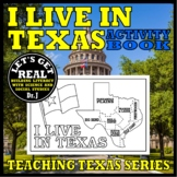 TEXAS ON THE MAP Activity Book