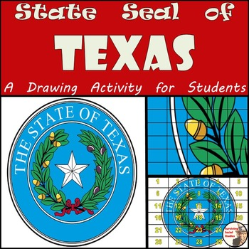 TEXAS - Recreating the State Seal of Texas