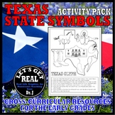 TEXAS SYMBOLS ACTIVITY PACK