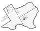 TEXAS SYMBOLS - Foldable and Writing Activity
