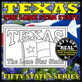 TEXAS: The Lone Star State (Fifty States series)