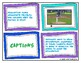 TEXT FEATURES: Build-a-Chart with task cards BASEBALL EDITION!