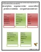 TEXT STRUCTURES-definitions & signal words matching activi