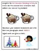 TEXT STRUCTURES: review then write about ANGELS-winter holiday edition
