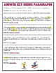 TEXT STRUCTURES: review then write about BASEBALL-sports edition