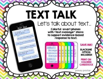 TEXT TALK SMART PHONES
