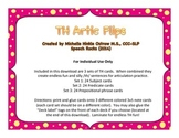 TH Artic Fun Flips ~ Speech Therapy