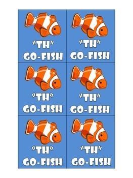 TH Articulation Go Fish Cards Bundle