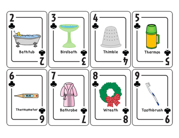 TH Articulation Playing Cards