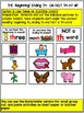 TH- BEGINNING AND ENDING TH WORDS- CLIP IT-ADAPTABLE LITERACY CENTRE