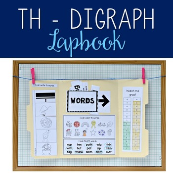TH - Digraph Lapbook