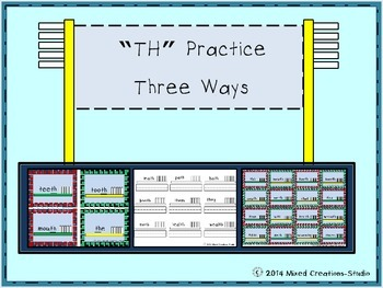 TH Digraph Practice Three Ways