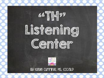 TH Listening Center Power Point
