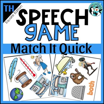 TH Match It Quick - Square Edition