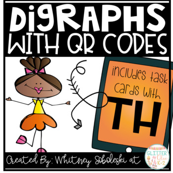 TH Task Cards with QR Codes