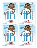 TH (Thinking Theo) Word Buddy Card
