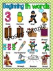 TH- WORD WALL CARDS AND POSTERS- BEGINNING AND ENDING TH WORDS
