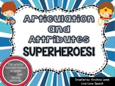 /TH/ and Attributes Superheroes