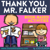 THANK YOU, MR. FALKER Activities and Read Aloud Lessons