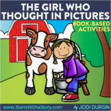 THE GIRL WHO THOUGHT IN PICTURES Activities and Read Aloud