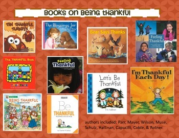 THANKFUL GOODIES {fun thankful books, gifts, and art projects for November}