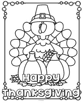 THANKSGIVING Theme Centers and Activities for Preschool and Pre-K