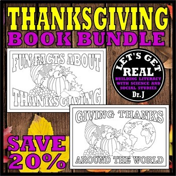 THANKSGIVING BOOK BUNDLE