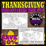 THANKSGIVING: Fun Facts and Giving Thanks Around the World Book Bundle