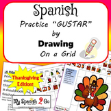 THANKSGIVING: Draw the Square in the Grid for translation of GUSTAR-Fun!