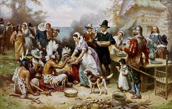 THANKSGIVING (READING / LITERACY, ESL, SPANISH, FUN)