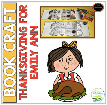 THANKSGIVING FOR EMILY ANN BOOK CRAFT