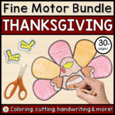 THANKSGIVING Fine Motor Activity Set