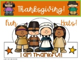 THANKSGIVING HATS / THANKSGIVING HEADBANDS / CROWNS