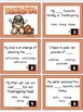 Thanksgiving Activities Foldables Task Cards Literacy Centers
