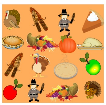 THANKSGIVING KOOSHBALL TEMPLATE