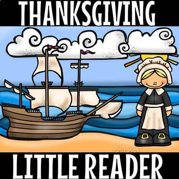 THANKSGIVING LITTLE READER