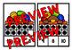 THANKSGIVING MATH CENTER: TURKEY TEN FRAMES CLIP CARDS (K + PRE K CENTER)