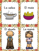 THANKSGIVING SPANISH BOOK ACTIVITY