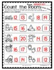 THANKSGIVING Math - Count the Room – Ten Frames and Numbers 11 - 20