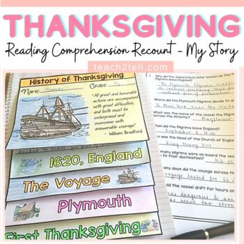 THANKSGIVING RESEARCH: PERSONAL RECOUNT