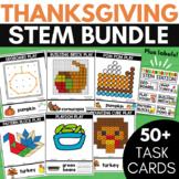 THANKSGIVING STEM STATIONS BUNDLE for November
