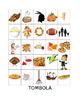 THANKSGIVING - TOMBOLA - ITALIAN BINGO - GIORNO DEL RINGRAZIAMENTO