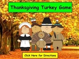 THANKSGIVING Turkey Review Game on SMARTBOARD