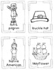 THANKSGIVING WORD BANK AND CARDS FREEBIE