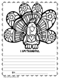 THANKSGIVING WRITING / THANKSGIVING WRITING TEMPLATES / IDEAS