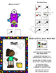 THAT Core Vocabulary Unit for Teachers of Students with Autism & Special Needs