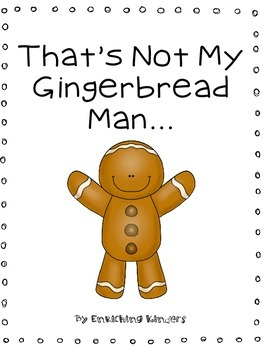 THAT'S NOT MY GINGERBREAD MAN