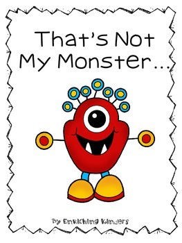 THAT'S NOT MY MONSTER